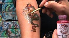 Temporary Tattoos http://www.amazingraymond.com.au/DIY_Tattoo_Paper.htm