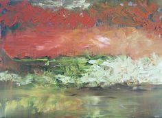 Abstract Landscape; Amy Fuks