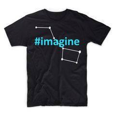 #imagine Unisex T-Shirt https://stleons.com/products/imagine-unisex-t-shirt