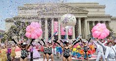 Are you ready for the National Cherry Blossom Festival?! | #travel #washingtondc #cherryblossom | http://washingtondctours.onboardtours.com