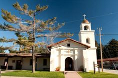 Santa Cruz Mission  12th California Mission