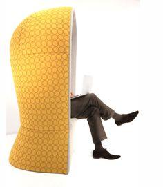 Dutch or Scheveningen Beach #Chair by Marijn van der Poll: Kaigan for Ahrend