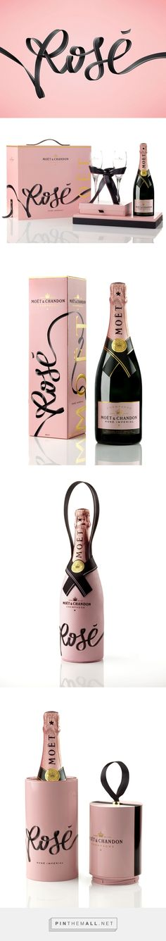MOET & CHANDON packaging by Tyrsa, Paris France curated by Packaging Diva PD. Still need to buy a Christmas gift? Why not champagne : )