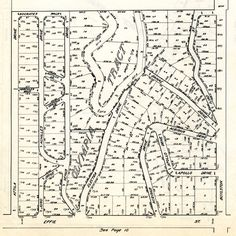 Property Book of Los Angeles City, Los Angeles Map and Address Co. T.V. Allen Co., 1917