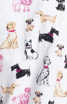 PJ Salvage 'Dog Days' Pajamas | Nordstrom