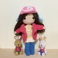 """#crochet#amigurumi #crochetaddict #crochetlove #yarn #yarnlover #handmade #haken #häkeln #crochetdoll #doll #ganchillo#вязание #코바늘인형#かぎ針編み#амигуруми…"""