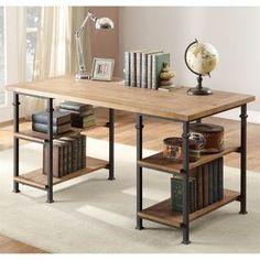 Homelegance Factory Writing Desk 3228-15