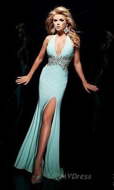 54b8f96c1a prom dress   long dress   blue dress