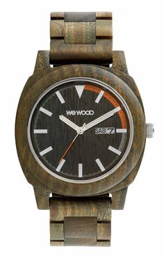 WeWOOD Motus Army Green - Guaiaco Wood from Mouse Theory