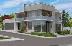 Projeto residencial e comercial desenvolvido pela empresa Sólida Engenharia com sede em Imbituva - PR
