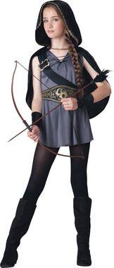 Hooded Child Huntress