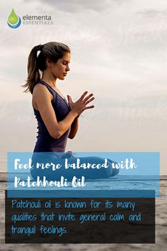 Feel more balanced with Patchouli Oil. elementaoils.com Patchouli Oil, Deep Relaxation, Community Boards, Let Them Talk, Massage Therapy, Herbal Remedies, Self Help, Natural Health, Aromatherapy