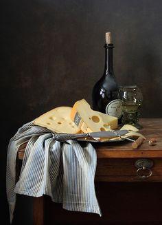 фото: ~ С сыром и белым вином ~ | фотограф: Елена Татульян | WWW.PHOTODOM.COM