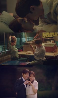 "[Spoiler] ""Tomorrow With You"" Lee Je-hoon and Sin Min-ah, marriage first, relationship later @ HanCinema :: The Korean Movie and Drama Database"