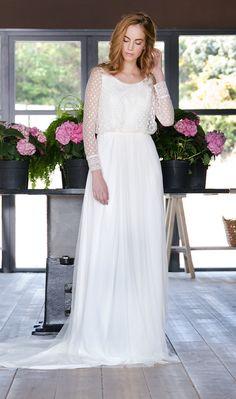 El romanticismo se viste de blanco o cómo estar guapa con estos 11 vestidos de novia  David Christian
