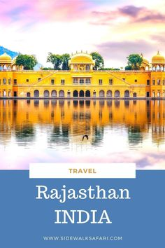 Travel Rajasthan India with this 3 day Jaipur itinerary. All Over The World, Around The Worlds, Rajasthan India, India Travel, Incredible India, World Heritage Sites, The Incredibles, Explore, Mansions