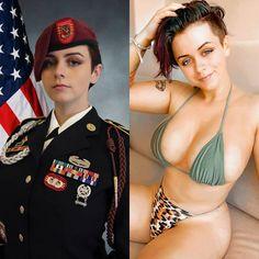 Mädchen In Uniform, Military Girl, Female Soldier, Military Women, Strip, Girls Uniforms, Professional Women, Sexy Hot Girls, Girl Photos