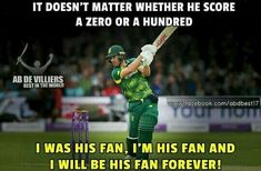 My fav star. Ab De Villiers Photo, Ab Positive, Messi Soccer, Cricket Sport, Sports Stars, No One Loves Me, First Love, Superman, Batman