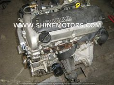 #Used_Suzuki_F5B_Engine is one of the genuine and reliable used automotive engines. It is actually an expensive piece when bought first hand. Shine Motors provide Used Suzuki F5B Engine for sale. For more details visit the site - http://goo.gl/ZizhmA