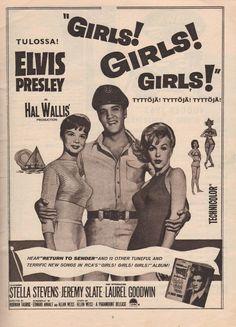 Elvis - Tyttöjä, tyttöjä, tyttöjä - (Elokuva-aitta 1965)