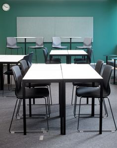 Marketing institute & Rastor learning environment / Design by Sistem Interior Architects Marketing Institute, Interior Architects, Environment Design, Learning Environments, Design Projects, Conference Room, Interior Design, School, Table