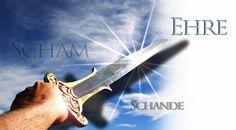 Ehre, Scham & Schande, grafisch bearbeitet & ergänzt von Su, urheberrechtlich geschützt