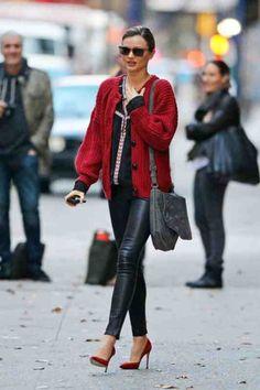 style by Miranda Kerr