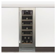 Caple, WI3115, 295mm Wide, Under Counter Wine Cabinet - Stores 19 bottles of…