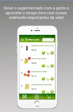 Mercode also hosts a wide variety of grocery products that one would find in supermarket. From beverages to vegetables and fruits to grocery staples, User can buy these things online, and get it delivered to your home.Visit our website to develop an app like that .