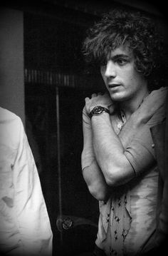 Syd Barrett He was such a beautiful man. Poor guy. It's such a shame how he died. Just an absolutely beautiful person <3 RIP
