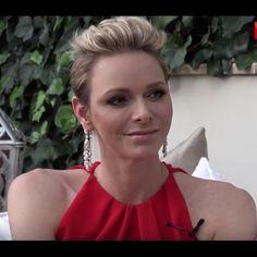 """Charlene de Monaco en Afrique du Sud : """"J'ai hâte d'amener Jacques et Gabriella"""""""