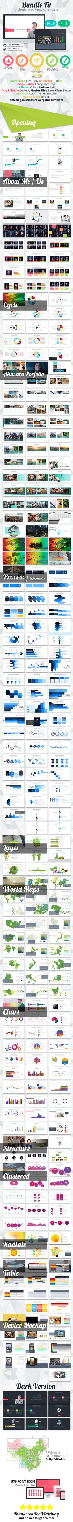 FIT - Multipurpose Powerpoint Template