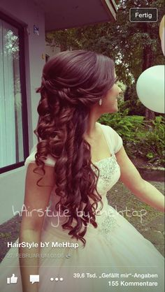 Hairstyle by mehtap