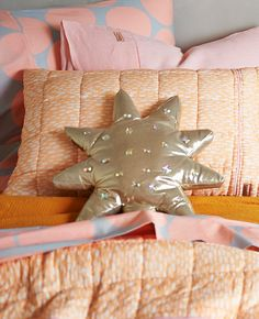 Twinkle Cushion || Kip Kid Spaces, Twinkle Twinkle, Gift Wrapping, Cushions, Rooms, Kids, Gift Wrapping Paper, Throw Pillows, Bedrooms