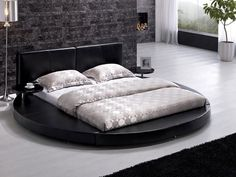 Designs Of Round Beds For Your Bedroom 15
