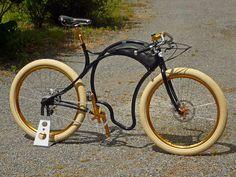 Cyclea_Vintage_Bike_Boardtracker_Irish_Stout_1 by Cyclea bikes, via Flickr