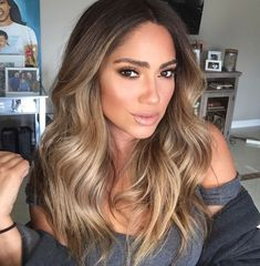 Are you going to balayage hair for the first time and know nothing about this technique? We've gathered everything you need to know about balayage, check! Hair Color Balayage, Ombre Hair Color, Hair Bayalage, Jessica Burciaga Hair, Pinterest Hair, Cool Hair Color, Brunette Hair, Gorgeous Hair, Beautiful