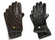 Polo Ralph Lauren Quilted or Ribbed Gloves | Dappered.com