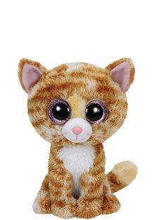 Beanie Boo's, Tabitha (15 cm). Kaappaa suurisilmäinen kissimirri syleilyysi! Pehmolelun korkeus on 15 cm.