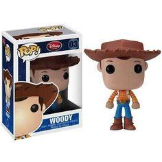 Funko Mania Funko Toy Story Woody, Disney Funko Mania