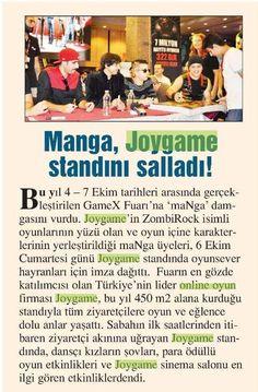 Joygame - Anayurt Gazetesi