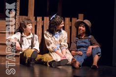 "StarStruck's ""The Adventures of Tom Sawyer"" 2012 #starstrucktheatre #tomsawyer  www.starstrucktheatre.org"