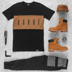 New Carré match ups for your Timberland Boots! Streetwear