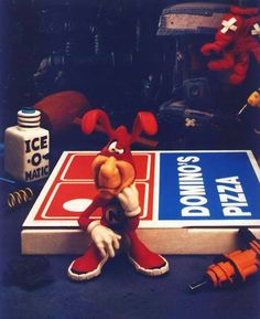Have always loved Domino's Pizza. I don't recall the Noid screwing it up.