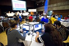 Love it. USCC- US Cyber Challenge: Identifying America's Next Generation of Cybersecurity Professionals.
