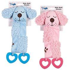 Baby Bark Blankie Toys