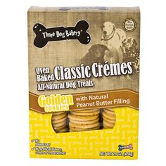 Classic Cremes Golden Cookies >>> See this great image  : Dog food types