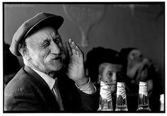 Constantine Manos - Man singing at a wedding party, Olympos village, Karpathos island, Greece Classic Photography, Street Photography, Greece Pictures, Greek Culture, Photographer Portfolio, Great Photographers, Magnum Photos, Esquire, Back In The Day
