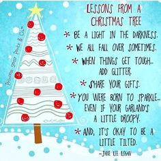 Great advice!  Hoping this weekend is filled with light and love for each of you! #ttc #infertility #adoption #ivf #iui #babydust #merrychristmas