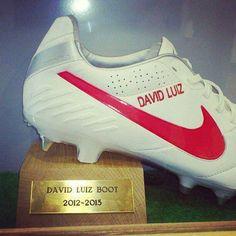 David Luiz boot.